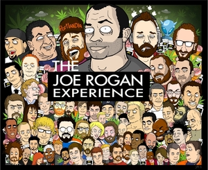 The Joe Rogan Experience Fan Artwork